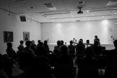 2016 - Annemaria Tschopp und Jonas Ruppen Literarischer Salon